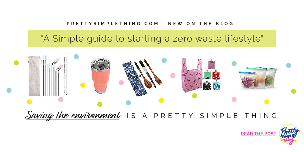 pretty simple thing featured image zero waste